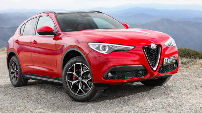 2018 Alfa Romeo Stelvio Price >> 2018 Alfa Romeo Stelvio Pricing And Specs Caradvice