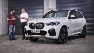 2019 Bmw X5 Revealed Here Before Year S End Caradvice
