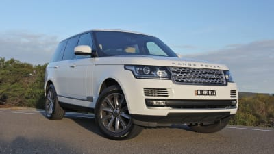 Land Rover Models >> Range Rover Models Recalled For Potential Door Latch Failure