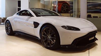 2018 Aston Martin Vantage Pricing Announced Caradvice