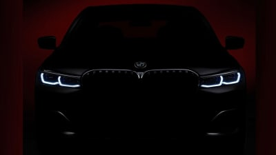 2019 Bmw 7 Series Facelift Teased Caradvice