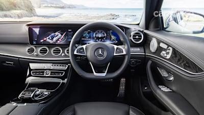 2016 Mercedes-Benz E-Class recalled for wiper fix - photos