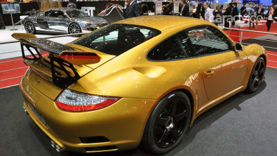 2011 Ruf RT12 R Porsche 911 at Geneva , photos