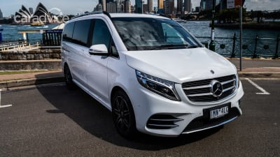 2018 Mercedes Benz V250d Avantgarde Review Caradvice