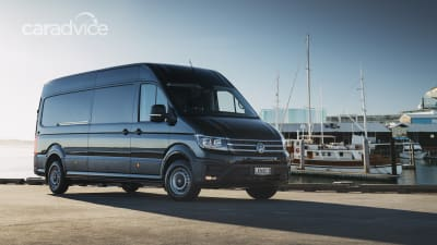 2018 Volkswagen Crafter Pricing And Specs Photos Caradvice