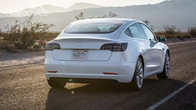 Tesla Model 3: Australian orders opening in May - photos