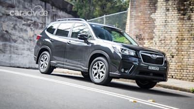2019 Subaru Forester 2 5i Review Caradvice