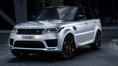 Range Rover Sport Hst Revealed For The Uk Caradvice