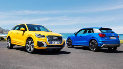 Audi wary of 'youth focused' styling: older buyers find it