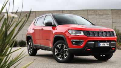 2018 Jeep Compass Trailhawk: Specs, Design, Price >> 2018 Jeep Compass Pricing And Specs Caradvice