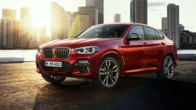 2019 Bmw X4 Revealed Here In Q3 Caradvice