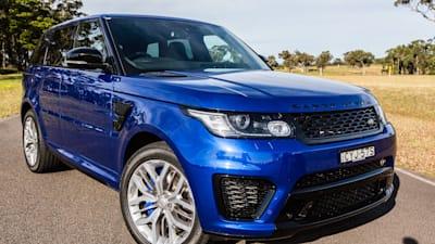 Range Rover Svr Price >> 2015 Range Rover Sport Svr Pricing And Specifications