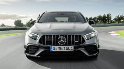 2020 Mercedes Amg A45 Cla45 Revealed Here Early Next Year