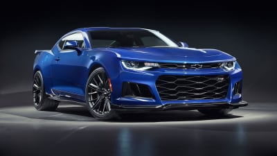 Chevrolet Camaro ZL1 pricing and specs | CarAdvice