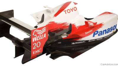 Toyota F1 team selling serious go-fast bits | CarAdvice
