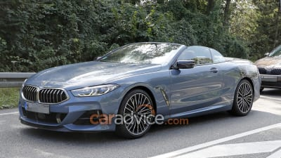 2019 Bmw 8 Series Convertible Headed To La Report Caradvice