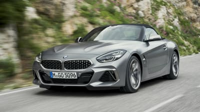 2019 Bmw Z4 Full Range Revealed Caradvice