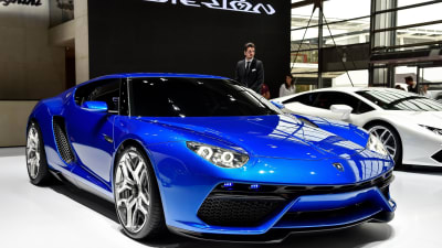 Lamborghini Electric Supercar Technology Not Ready Caradvice