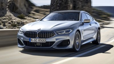 2019 Bmw 8 Series Gran Coupe Officially Revealed Caradvice