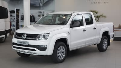 Vw Amarok Usa >> Volkswagen To Offer Long Wheelbase Amarok Xl And Xxl