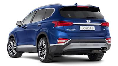 2020 Hyundai Santa Fe Pricing And Specs Petrol V6 Returns Caradvice