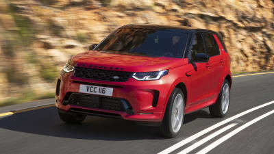 Range Rover Discovery Sport >> 2020 Land Rover Discovery Sport Revealed On Sale Now