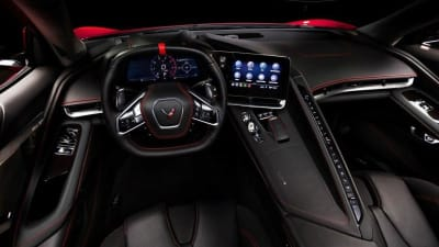 2020 Chevrolet C8 Corvette: Interior leaked | CarAdvice