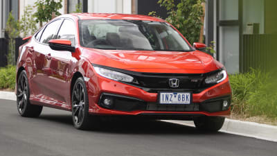 2019 Honda Civic Sedan Pricing And Specs Caradvice