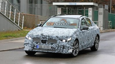 2020 Mercedes Benz C Class Spied For The First Time Caradvice