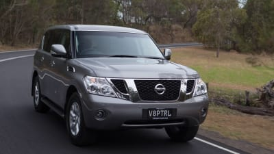 2013 Nissan Patrol pricing and specifications | CarAdvice