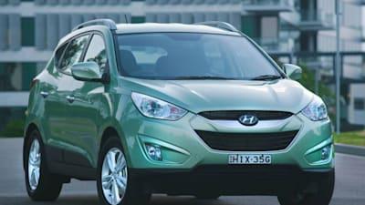 2010 Hyundai ix35 recalled for automatic transmission hose