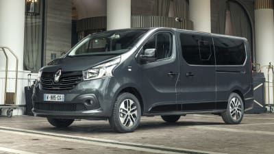Renault Trafic Spaceclass Luxury People Mover Launched In