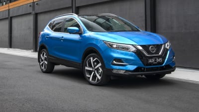 2018 Nissan Qashqai Ti Pricing And Specs Caradvice