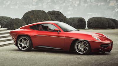 Alfa Romeo Disco Volante >> Alfa Romeo Endorses Disco Volante Supercar Caradvice