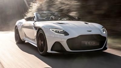 2020 Aston Martin Dbs Superleggera Volante Priced From 559 000 Update Caradvice