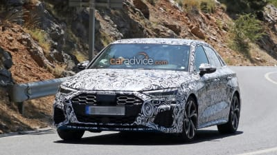 2020 Audi S3 Review.2020 Audi S3 Sedan Spied Caradvice