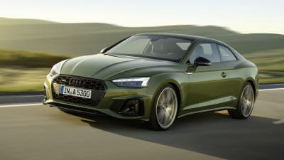 2020 Audi Q4 Unveiled! Release Date And Price >> 2020 Audi A5 Revealed Here Next Year Caradvice