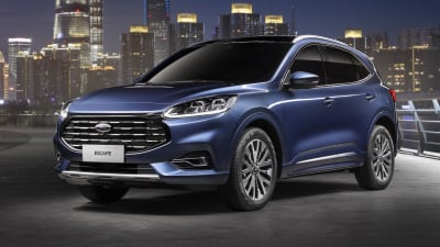 2021 Ford Escape Models And All Prices >> 2020 Ford Escape Chinese Market Model Gets New Face Caradvice