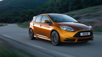 2012 Ford Focus Xr5 St Unveiled Caradvice