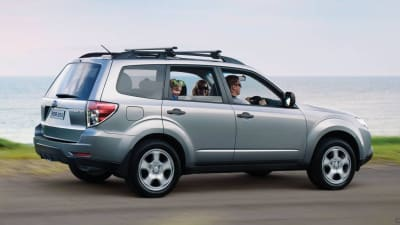 Subaru Forester X Adds Adventure Ready Accessory Pack For April Caradvice