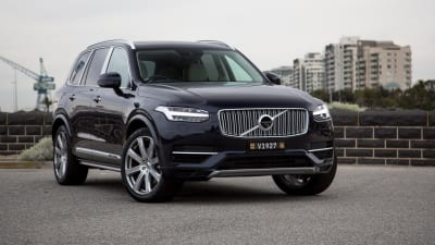 2017 Volvo S90, V90 Cross Country and XC90 recalled for