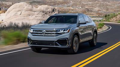 2020 Volkswagen Atlas Cross Sport Unveiled Caradvice