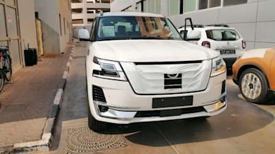 2020 Nissan Patrol leaked | CarAdvice