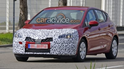 2020 Opel Astra Sedan, Release Date, Price, And Design >> 2020 Holden Astra Facelift Spied Caradvice