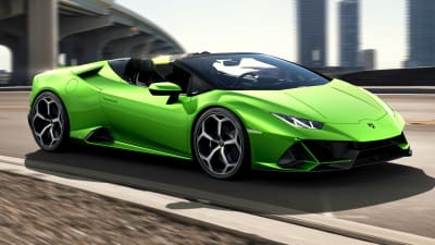2020 Lamborghini Huracan Evo Spyder Revealed Update