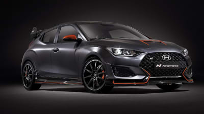 Hyundai Veloster N Performance Concept Revealed Caradvice