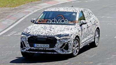 2020 Audi Q3 Sportback Spied Caradvice