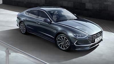 2020 Hyundai Sonata revealed, Australian launch this year