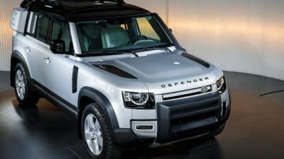 2020 Land Rover Defender Release Date >> 2020 Land Rover Defender 110 Pricing And Specs Caradvice