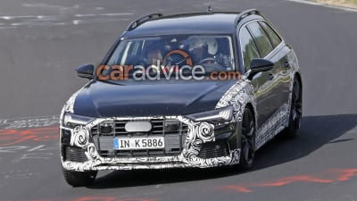 2019 Audi A6 Allroad Spied At The Nurburgring Caradvice